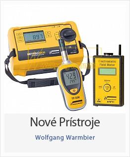 Nové Prístroje Wolfgang Warmbier